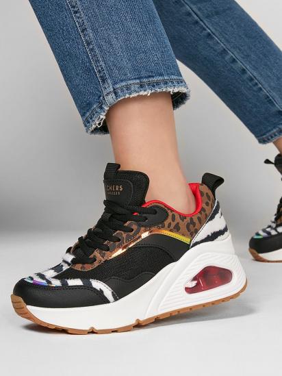 Кросівки  для жінок Skechers 155007 BKMT 155007 BKMT фото, купити, 2017