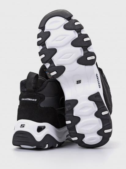 Черевики  для жінок Skechers 88888382 BLK купити взуття, 2017