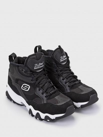 Черевики  для жінок Skechers 88888382 BLK брендове взуття, 2017