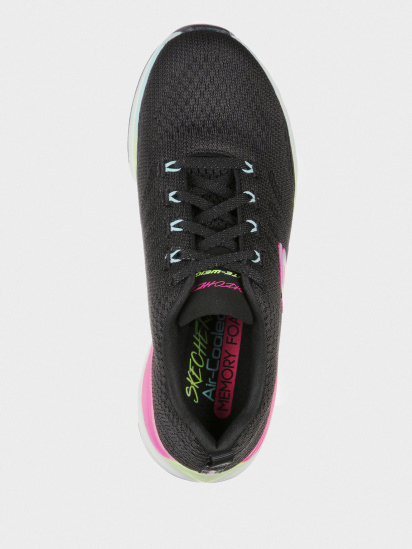 Кросівки для міста Skechers Ultra Groove - Pure Vision модель 149022 BKMT — фото 5 - INTERTOP