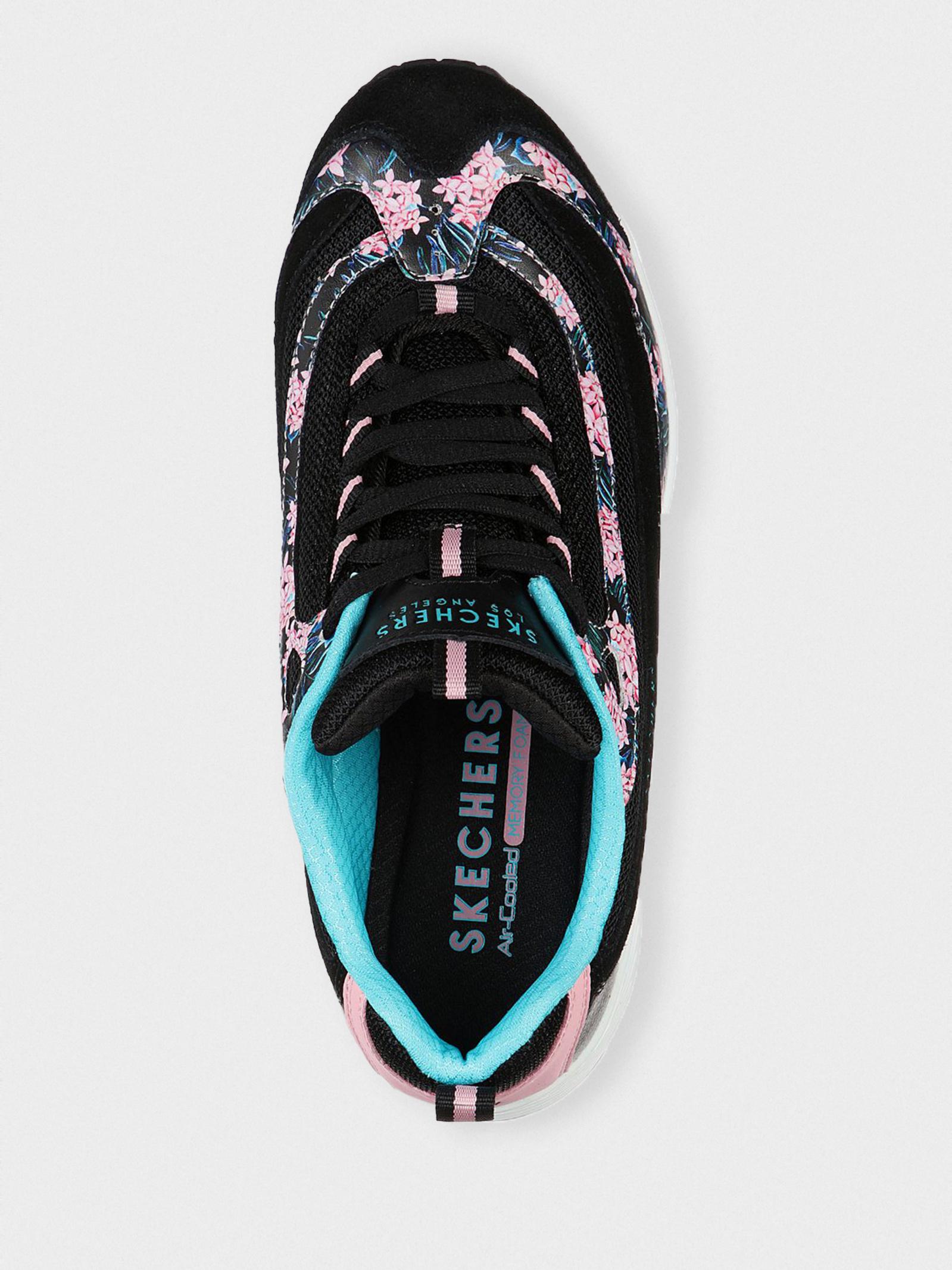 Кросівки  жіночі Skechers 155000 BKPK брендове взуття, 2017