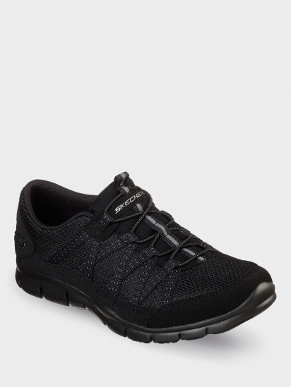 Кросівки для міста Skechers Gratis - Strolling модель 22823 BBK — фото 5 - INTERTOP