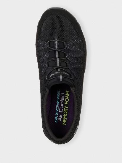 Кросівки для міста Skechers Gratis - Strolling модель 22823 BBK — фото 6 - INTERTOP