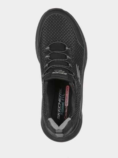 Кросівки для міста Skechers D'lux Walker - Running Vision модель 149004 BBK — фото 4 - INTERTOP