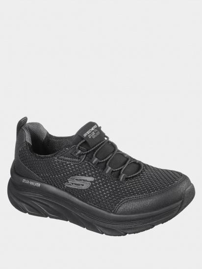 Кросівки для міста Skechers D'lux Walker - Running Vision модель 149004 BBK — фото 5 - INTERTOP