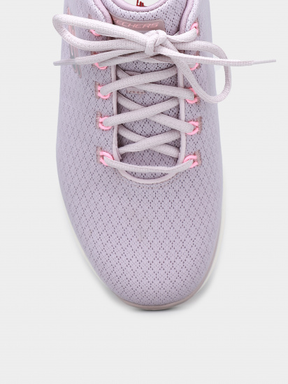 Кросівки для міста Skechers Flex Appeal 4.0 - Coated Fidelity модель 149298 ROS — фото 6 - INTERTOP
