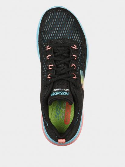 Кросівки для міста Skechers Glide Step Sport - Wave Heat модель 149330 BBLP — фото 4 - INTERTOP