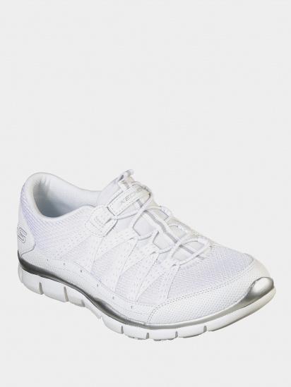 Кросівки для міста Skechers Gratis - Strolling модель 22823 WSL — фото 6 - INTERTOP