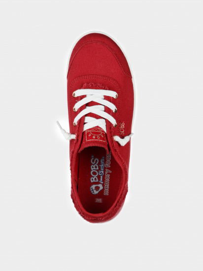 Кеди низькі Skechers BOBS B Cute модель 33492 RED — фото 4 - INTERTOP