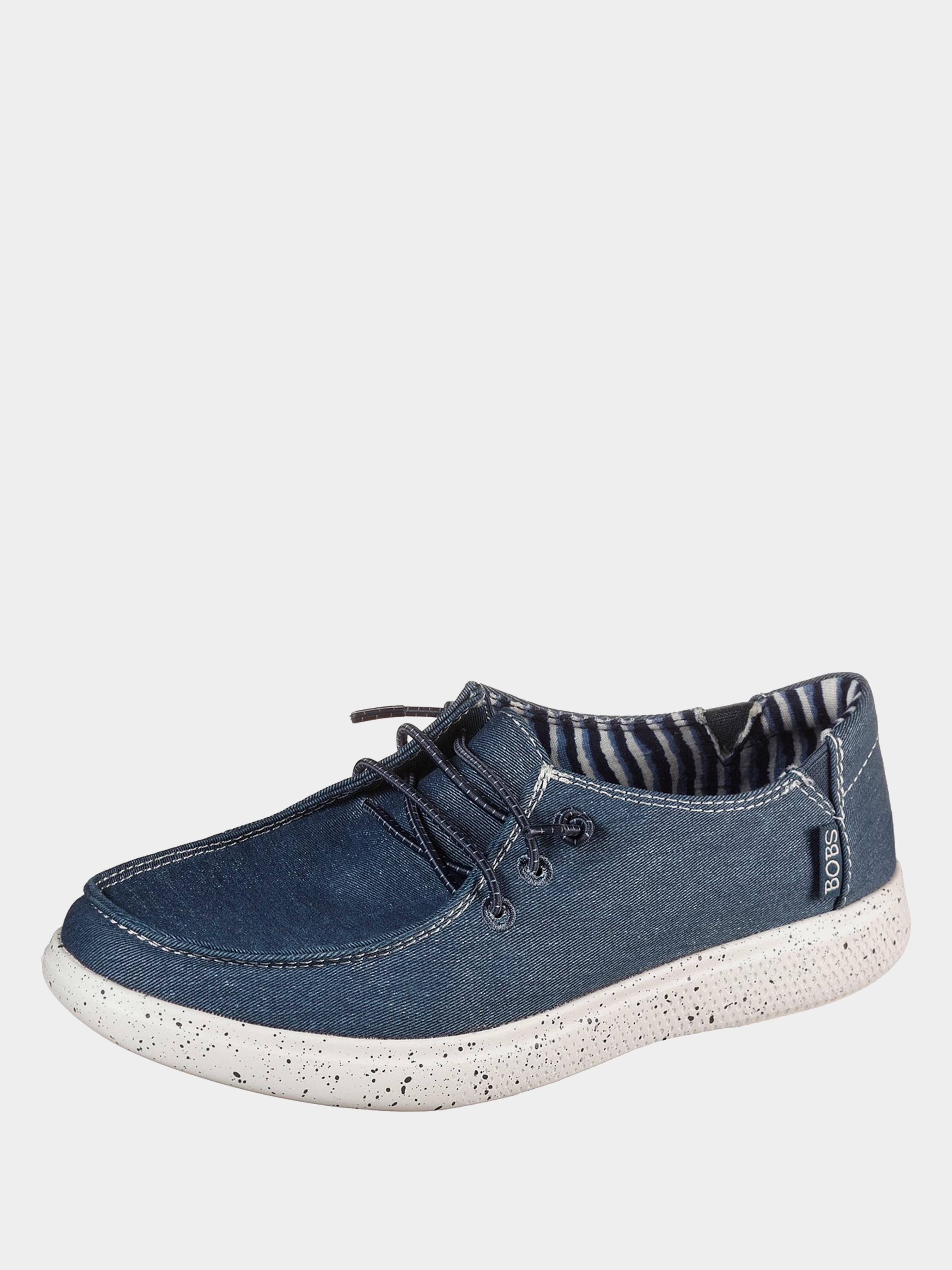 Кросівки для міста Skechers BOBS Skipper - Summer Life 113449 NVY