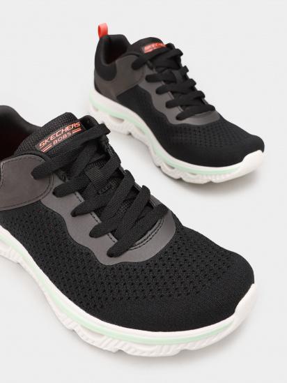 Кросівки для міста Skechers Sport Arc Waves модель 117168 BLK — фото 4 - INTERTOP