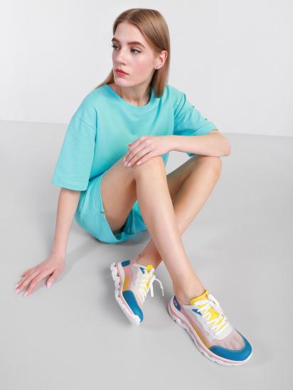 Кросівки для міста Skechers BOBS B FLEX ARC WAVES модель 117166 PKMT — фото 5 - INTERTOP