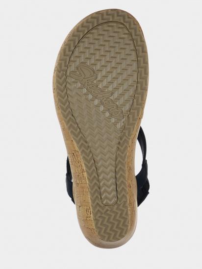 Босоніжки Skechers Beverlee - Date Glam модель 119010 NVY — фото 5 - INTERTOP