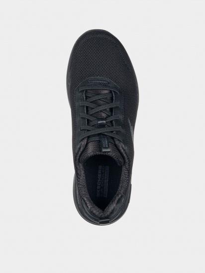 Кросівки для тренувань Skechers GOwalk Stability - Magnificent Glow модель 124602 BBK — фото 4 - INTERTOP