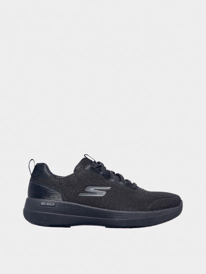 Кросівки для тренувань Skechers GOwalk Stability - Magnificent Glow модель 124602 BBK — фото - INTERTOP