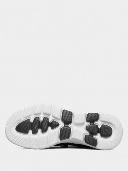 Кросівки для тренувань Skechers GOwalk 5 – Uprise модель 124010 BKW — фото 3 - INTERTOP
