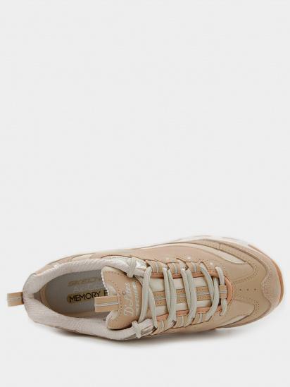 Кросівки для міста Skechers Elite Premium D'Lites модель 149479 TAN — фото 4 - INTERTOP