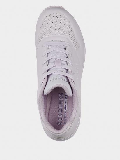 Кросівки для міста Skechers Uno - Frosty Kicks модель 155359 LIL — фото 4 - INTERTOP