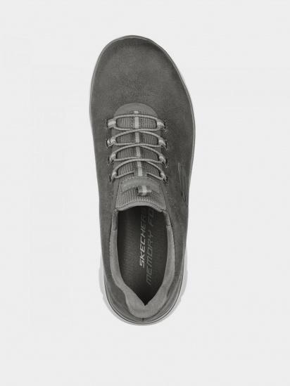 Кросівки для міста Skechers модель 149200 DKTP — фото 4 - INTERTOP