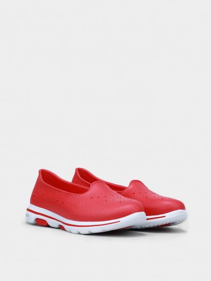 Сліпони Skechers GOwalk 5 - Sun Kissed модель 111105 RED — фото 2 - INTERTOP