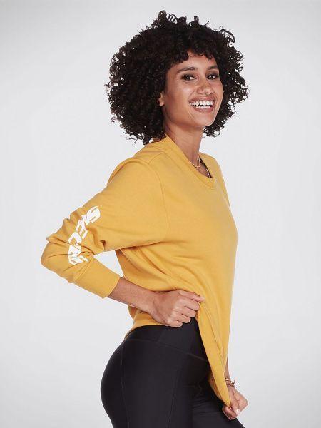 Кофты и свитера женские Skechers модель WLT55 GLD качество, 2017