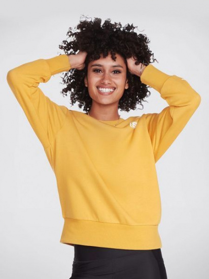 Кофты и свитера женские Skechers модель WLT55 GLD характеристики, 2017