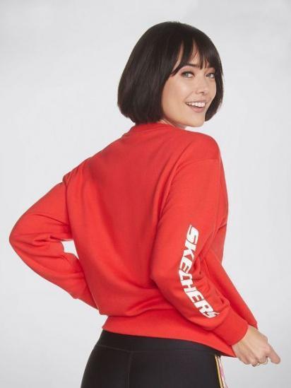 Skechers Кофти та светри жіночі модель WLT55 RED характеристики, 2017