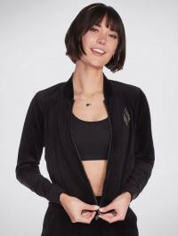 Skechers Кофти та светри жіночі модель W4JA80 BLK якість, 2017