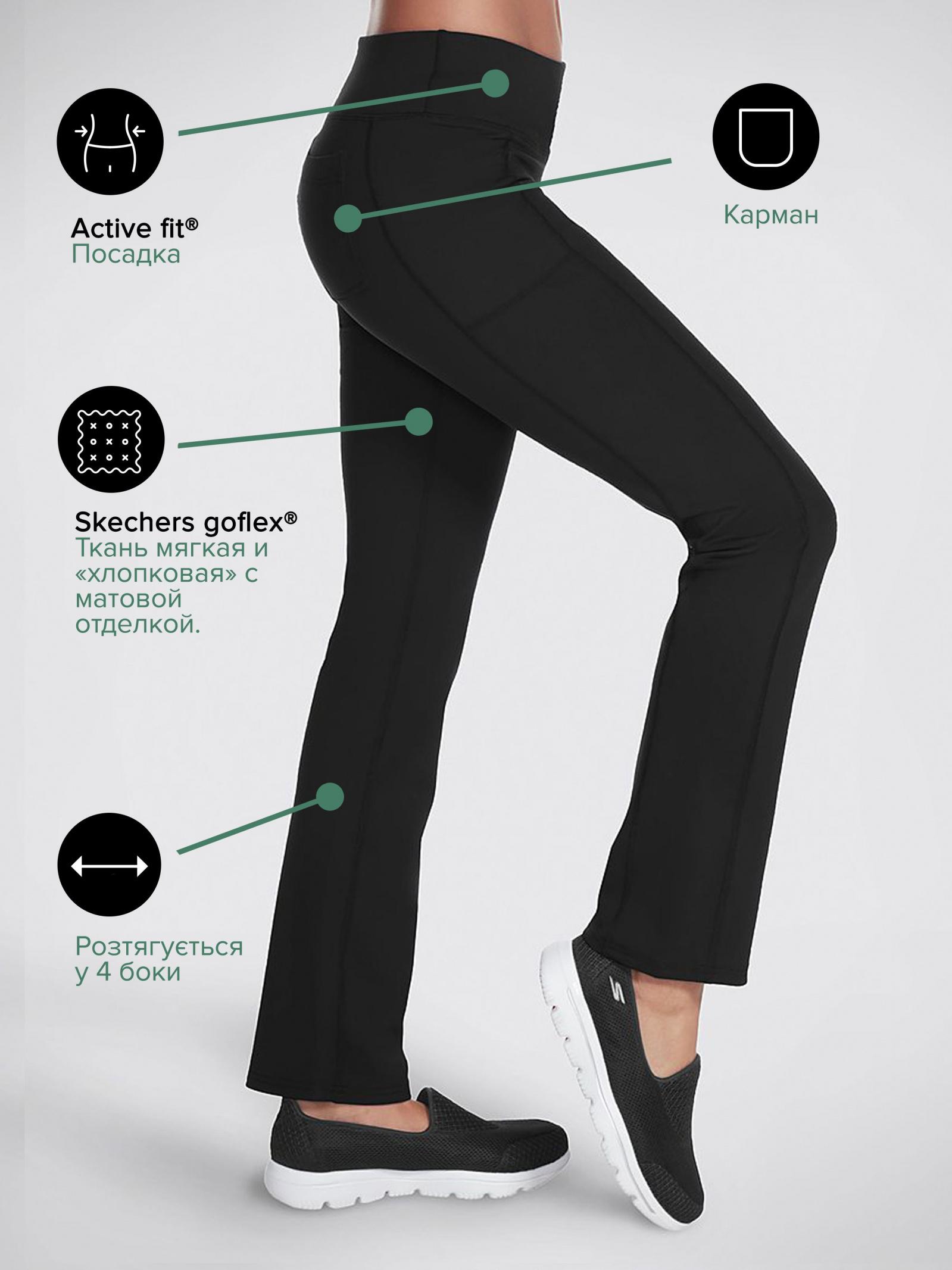 Skechers Штани спортивні жіночі модель W03PT20B BLK придбати, 2017