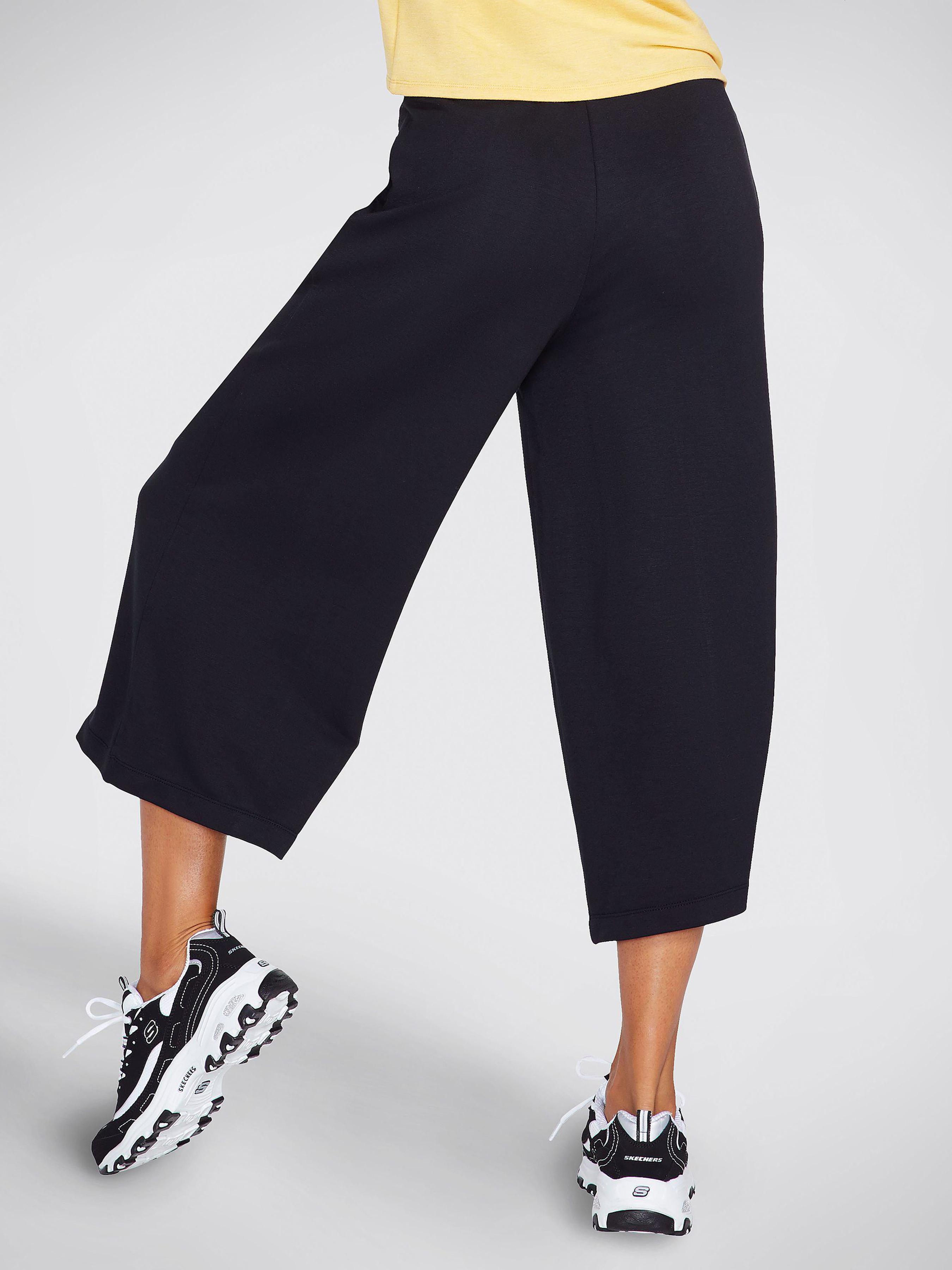 Штаны спортивные женские Skechers модель WSH6 BLK , 2017