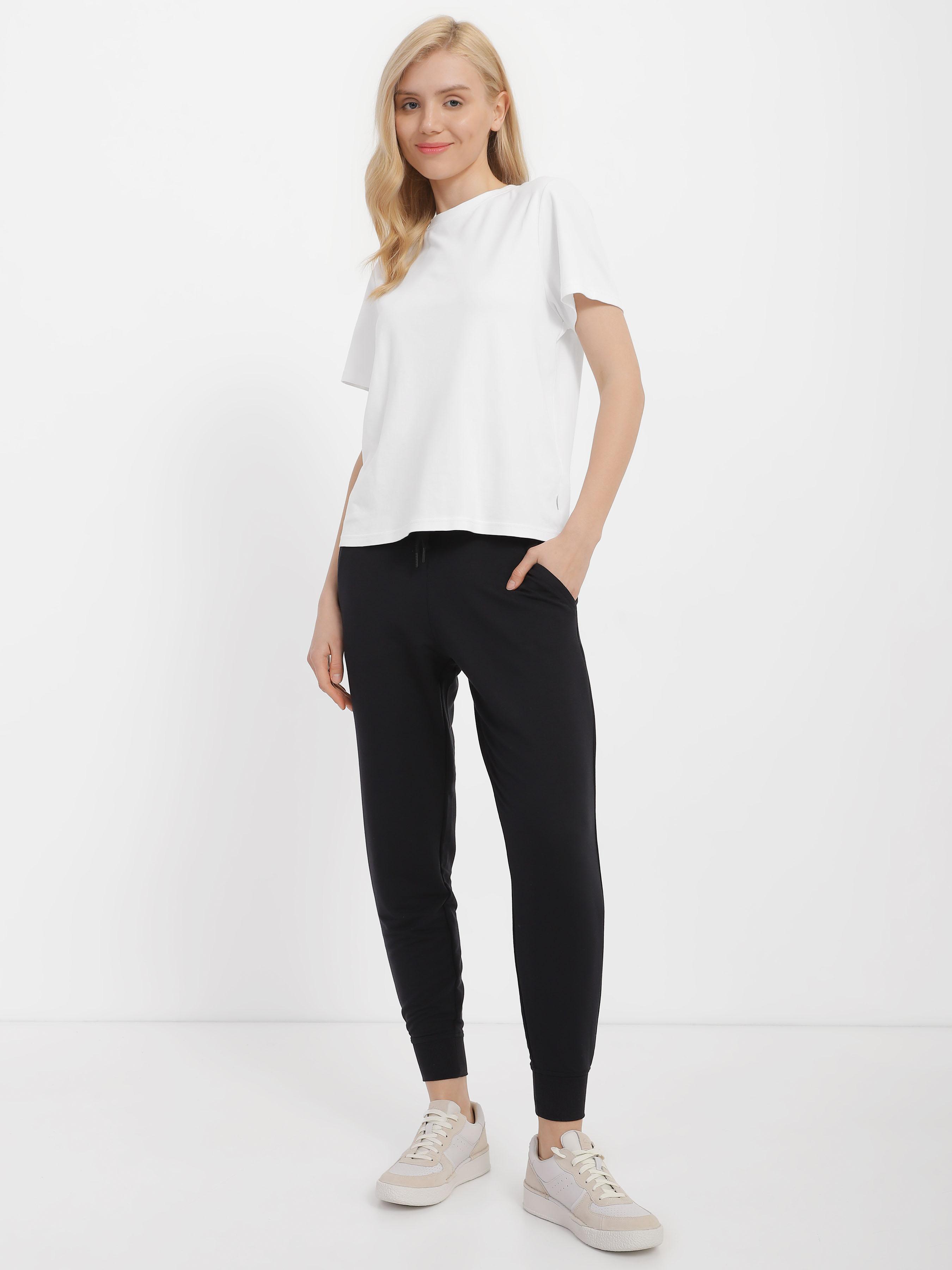 Штаны спортивные женские Skechers модель W03PT49 BLK купить, 2017