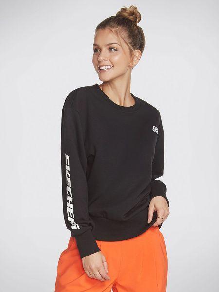 Купить Кофта спорт женские модель KY99, Skechers, Черный