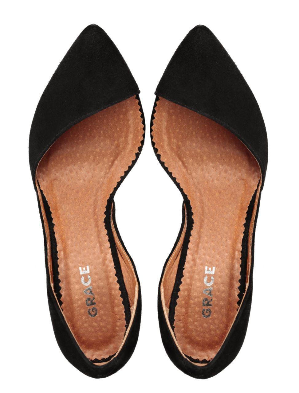 Туфли женские Grace L1.1.000000323 модная обувь, 2017