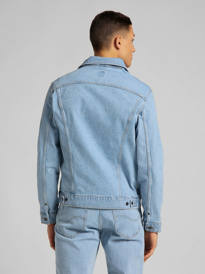 Джинсова куртка Lee Rider модель L89ZMWJU — фото 2 - INTERTOP