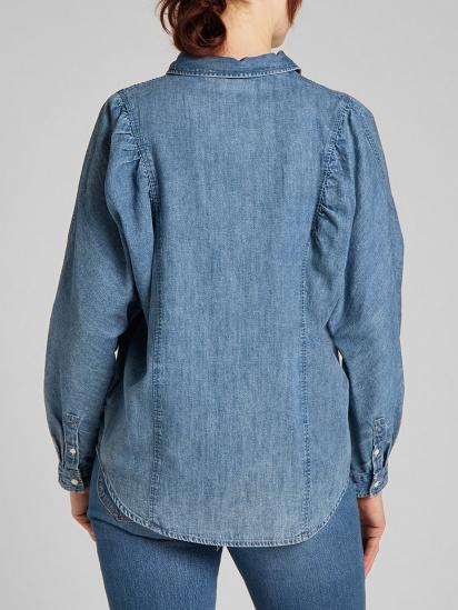 Блуза з довгим рукавом Lee модель L45BZSSV — фото 2 - INTERTOP