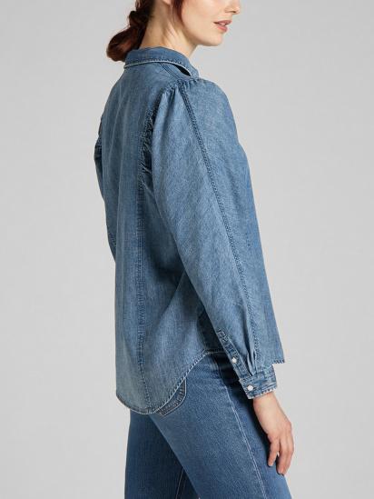 Блуза з довгим рукавом Lee модель L45BZSSV — фото 3 - INTERTOP