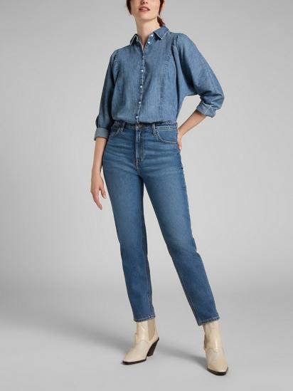 Блуза з довгим рукавом Lee модель L45BZSSV — фото 4 - INTERTOP