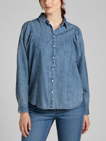 Блуза з довгим рукавом Lee модель L45BZSSV — фото - INTERTOP