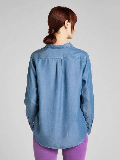 Блуза з довгим рукавом Lee модель L45TXESV — фото 2 - INTERTOP
