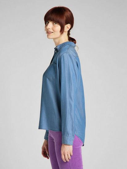 Блуза з довгим рукавом Lee модель L45TXESV — фото 3 - INTERTOP