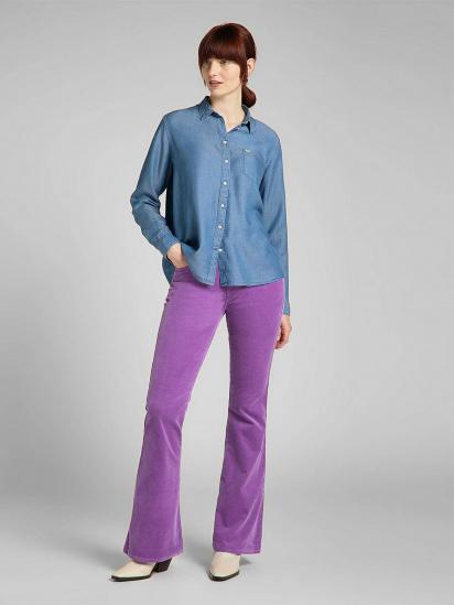 Блуза з довгим рукавом Lee модель L45TXESV — фото 5 - INTERTOP