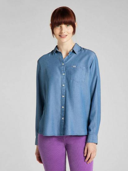 Блуза з довгим рукавом Lee модель L45TXESV — фото - INTERTOP