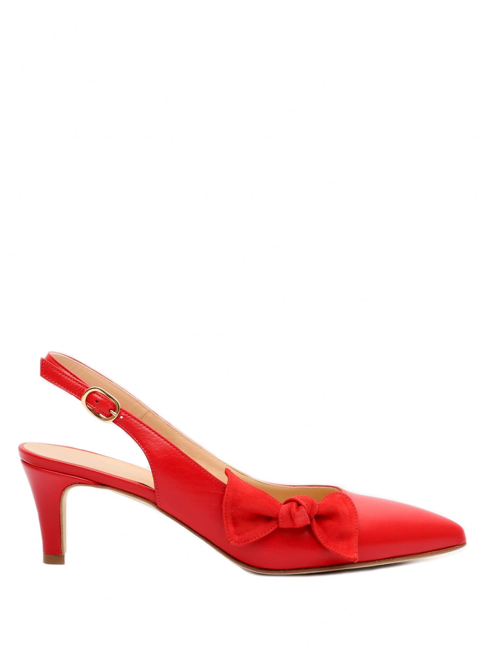 Туфлі  жіночі SITELLE LIL50RED примірка, 2017