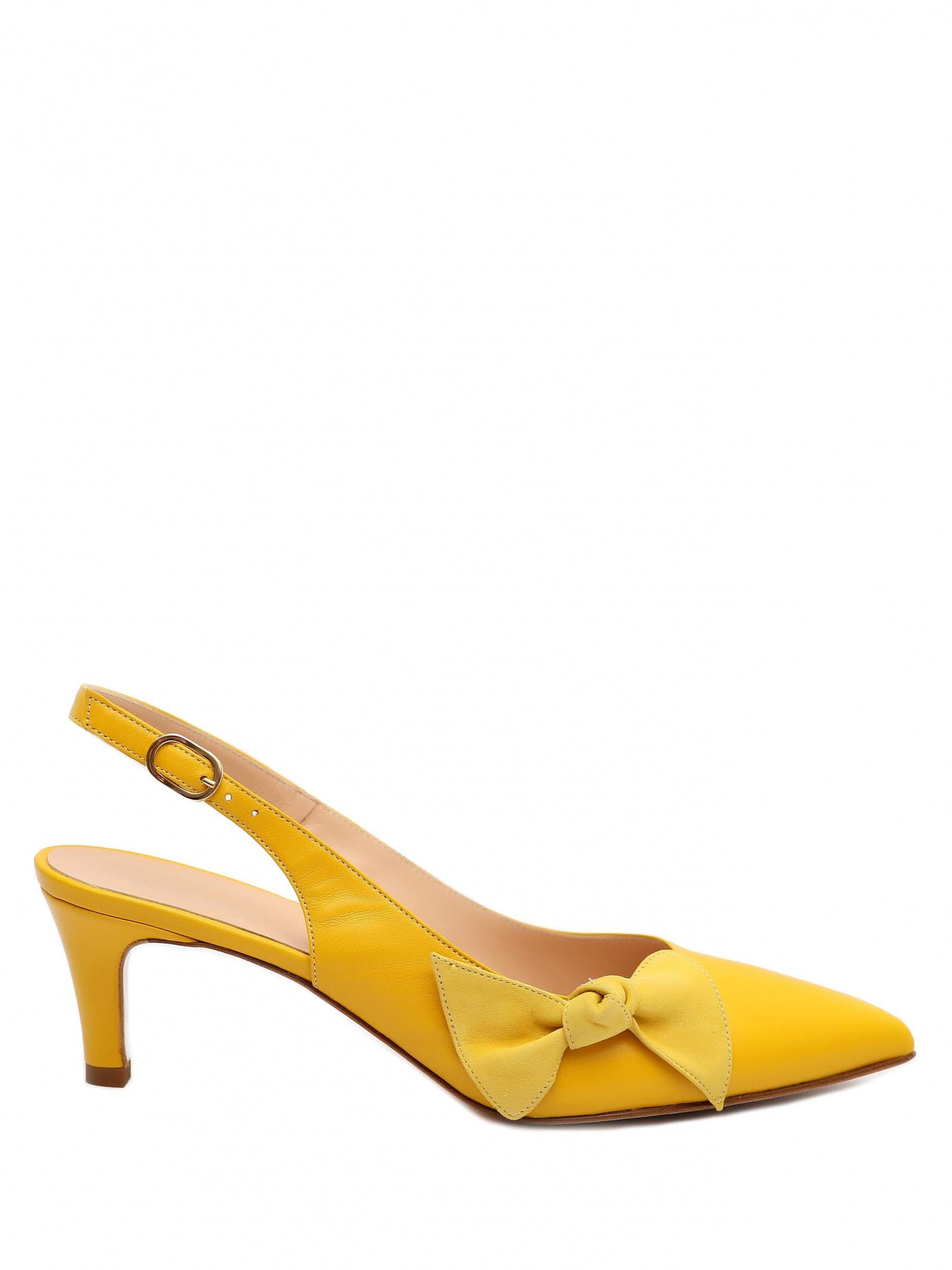 Туфлі  жіночі SITELLE LIL50YEL примірка, 2017
