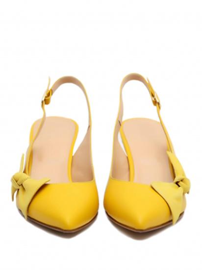 Туфлі  жіночі SITELLE LIL50YEL розмірна сітка взуття, 2017