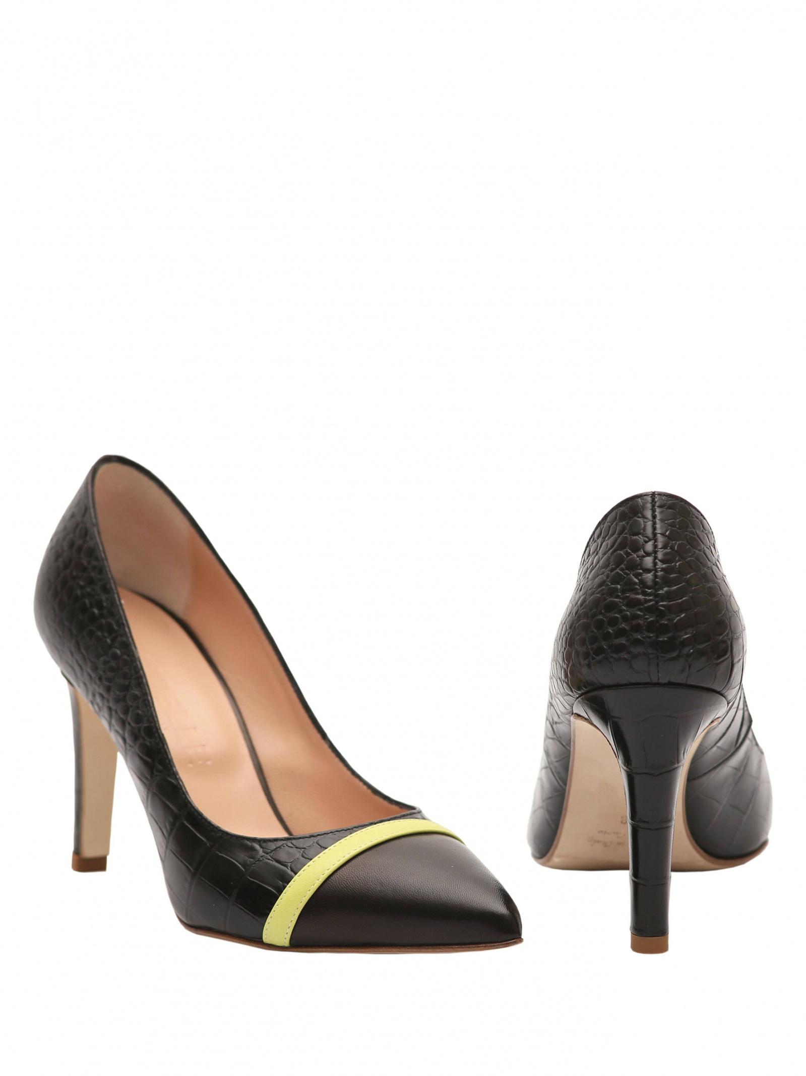 Туфлі  жіночі SITELLE LIN80GRE розмірна сітка взуття, 2017