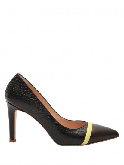 Туфлі  жіночі SITELLE LIN80GRE примірка, 2017