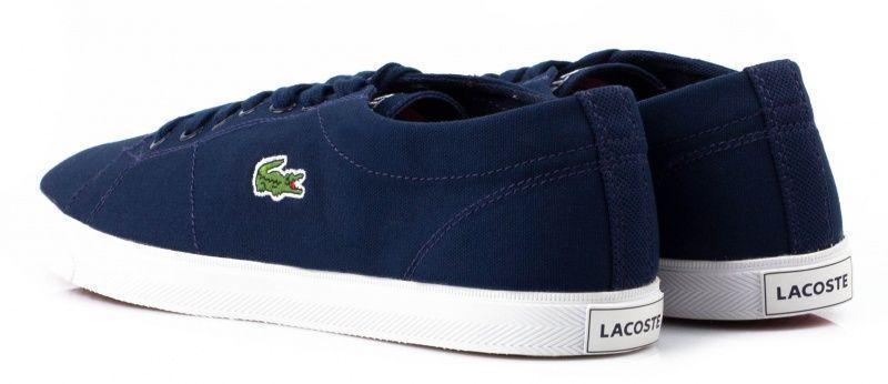 Кеды для мужчин Lacoste LK106 размерная сетка обуви, 2017