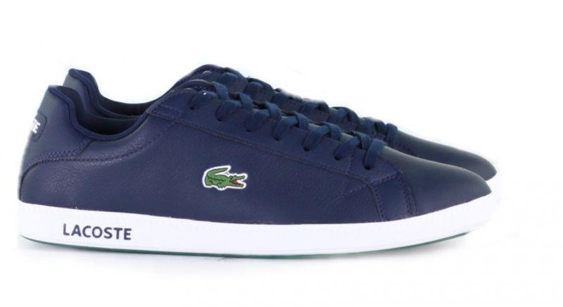 Кроссовки для мужчин Lacoste GRADUATE LCR3 LK118 цена обуви, 2017