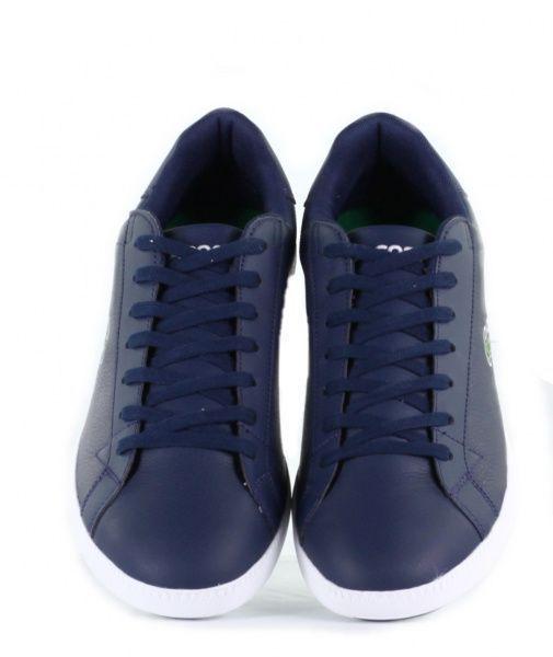 Кроссовки для мужчин Lacoste GRADUATE LCR3 LK118 брендовая обувь, 2017